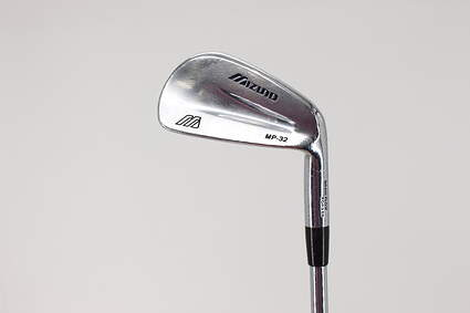 Mizuno MP 32 Single Iron 6 Iron Rifle 7.0 Steel X-Stiff Right Handed 37.25in