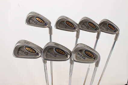 Ping i3 Blade Iron Set 5-PW SW Steel Regular Right Handed 38.0in