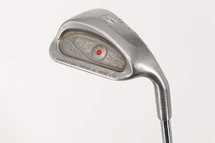 Ping Eye 2 + No + Single Iron Pitching Wedge PW Ping ZZ Lite Steel Stiff Right Handed Red dot 35.5in
