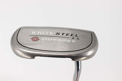 Odyssey White Steel 5 Putter Steel Right Handed 33.0in