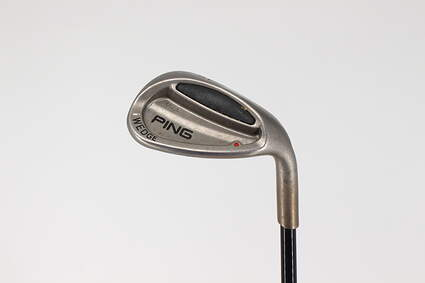 Ping i Wedge Wedge Gap GW 52° Ping TFC 939D Graphite Stiff Right Handed 35.25in