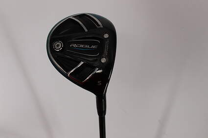 Tour Issue Callaway Rogue Fairway Wood 5 Wood 5W 19° Graphite X-Stiff Right Handed 42.0in
