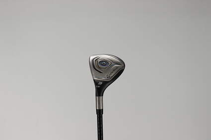 TaylorMade Jetspeed Hybrid 3 Hybrid 19° Stock Graphite Shaft Graphite Stiff Left Handed 41.0in