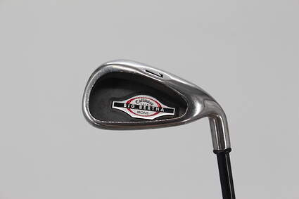 Callaway 2002 Big Bertha Single Iron 7 Iron 37° Stock Graphite Shaft Graphite Regular Right Handed 37.0in
