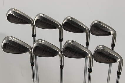 TaylorMade Supersteel Iron Set 3-PW Rifle Prescion Steel Stiff Right Handed 38.0in