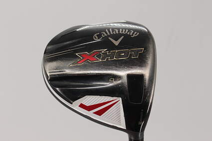 Callaway 2013 X Hot Driver 9.5° Aldila Trinity Graphite Stiff Right Handed 45.0in
