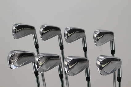 Nike Vapor Pro Iron Set 3-PW Dynamic Gold AMT S300 Steel Stiff Right Handed 38.0in