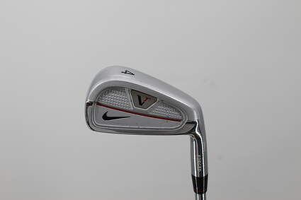 Nike Victory Red Split Cavity Single Iron 4 Iron True Temper Dynamic Gold R300 Steel Regular Right Handed 39.5in