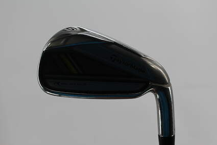 TaylorMade Rocketbladez Single Iron 6 Iron TM Matrix RocketFuel 65 Graphite Stiff Right Handed 37.75in