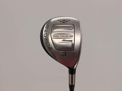 Mizuno T-Zoid Forged Fairway Wood 3 Wood 3W 15° Accel-Arc Graphite Stiff Right Handed 43.0in