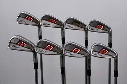 Titleist 755 Forged Iron Set 3-PW Stock Steel Shaft Steel Stiff Right Handed 38.0in