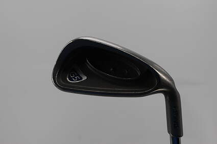 Ping G5 Single Iron 7 Iron Ping AWT Steel Stiff Right Handed Green Dot 37.5in