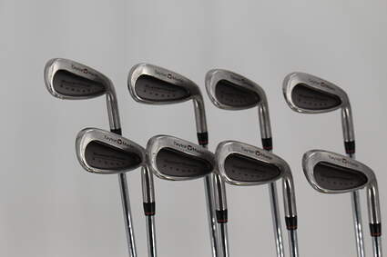TaylorMade Supersteel Iron Set 3-PW Stock Steel Shaft Steel Regular Right Handed 37.5in