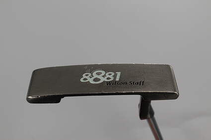 Wilson Staff 8881 Putter Steel Right Handed 32.5in