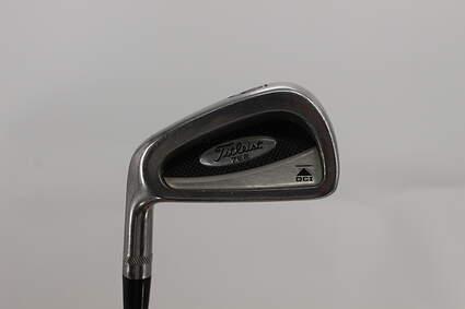 Titleist DCI 762 Single Iron 6 Iron True Temper Dynamic Gold S300 Steel Stiff Left Handed 37.5in