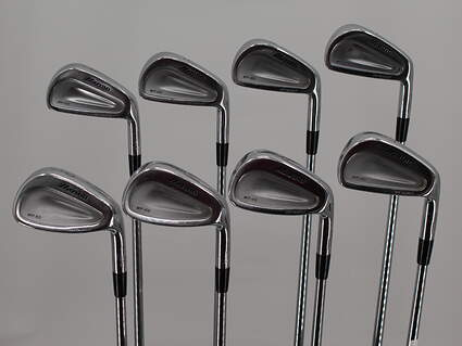 Mizuno MP 60 Iron Set 3-PW Project X 5.5 Steel Regular Right Handed 38.0in