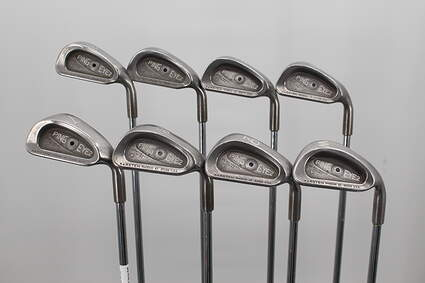 Ping Eye 2 + No + Iron Set 3-PW Stock Steel Shaft Steel Stiff Right Handed Black Dot 38.0in