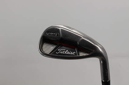 Titleist 710 AP1 Wedge Pitching Wedge PW Stock Steel Shaft Steel Stiff Right Handed 35.25in