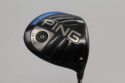 Ping G30 LS Tec Driver 9° Ping Tour 65 Graphite Tour Stiff Right Handed 45.0in