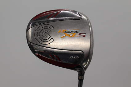 Cleveland Hibore XLS Driver 10.5° Fit-On M Graphite Regular Right Handed 45.5in