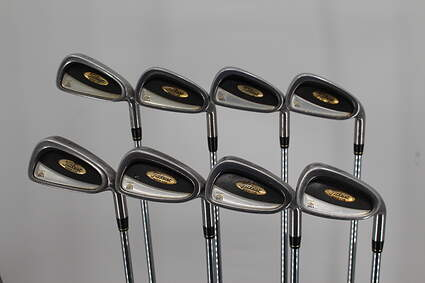 Titleist DCI 822 Oversize Iron Set 3-PW Stock Steel Shaft Steel Regular Right Handed 38.0in