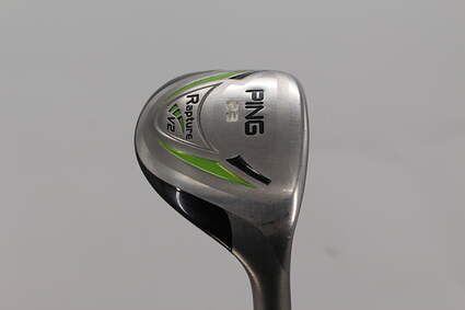 Ping Rapture V2 Hybrid 5 Hybrid 23° Ping ULT 129H Ladies Graphite Ladies Right Handed 38.5in