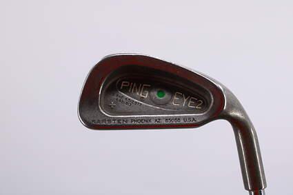 Ping Eye 2 Single Iron 3 Iron Ping ZZ Lite Steel Stiff Right Handed Green Dot 39.0in