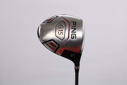 Ping G15 Driver 9° Matrix Studio 64 Graphite Regular Right Handed 45.25in