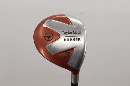 TaylorMade 1998 Burner Fairway Wood 3 Wood 3W TM Bubble 2 Graphite Stiff Right Handed 43.0in
