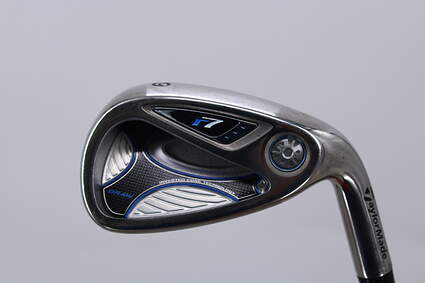 TaylorMade R7 Single Iron 9 Iron TM Reax 45 Graphite Ladies Right Handed 35.0in