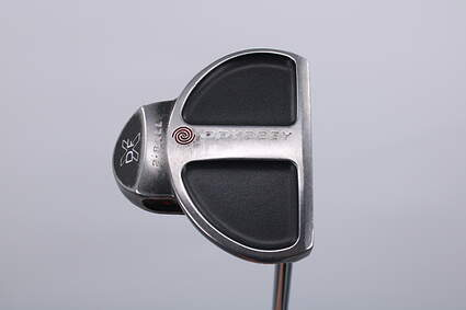 Odyssey DFX 2-Ball Center Shaft Putter Steel Right Handed 34.5in
