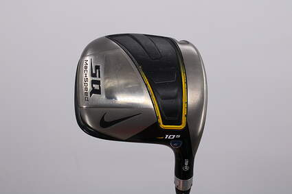Nike Sasquatch Machspeed Driver 10.5° Nike UST Proforce Axivcore Graphite Regular Right Handed 45.5in