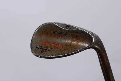 Cobra 2012 Trusty Rusty Rust Finish Wedge Sand SW 55° Cobra Dynamic Gold S200 Steel Stiff Right Handed 35.25in