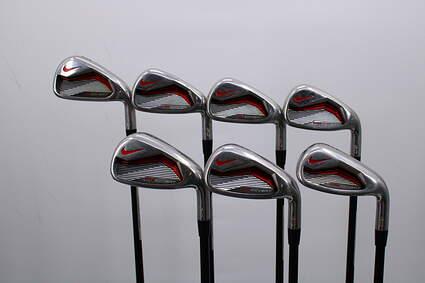 Nike VRS Covert 2.0 Iron Set 5-PW SW Kuro Kage Black Iron 70 Graphite Ladies Right Handed 37.5in