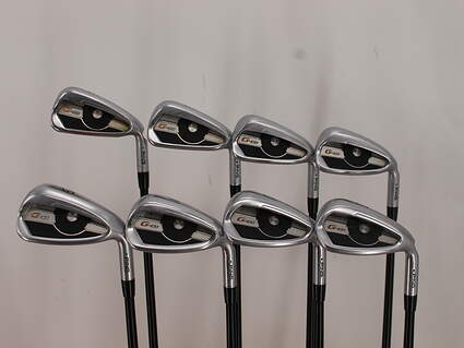 Ping G400 Iron Set 5-PW GW SW ALTA CB Graphite Regular Right Handed Green Dot 38.0in