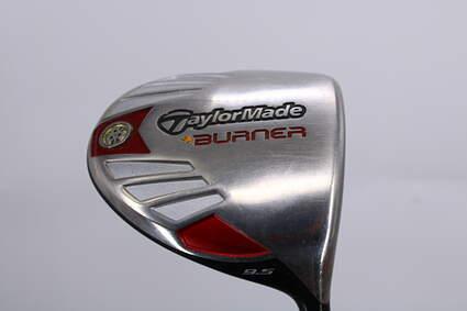TaylorMade 2009 Burner Driver 9.5° TM Reax 50 Graphite Stiff Right Handed 45.75in