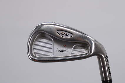 TaylorMade Rac OS Single Iron 3 Iron Stock Steel Shaft Steel Stiff Right Handed 39.0in