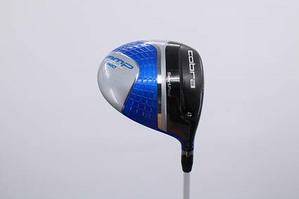 Cobra AMP Cell Blue Driver 9.5° KURO KAGE Limited Edition 60 Graphite X-Stiff Right Handed 45.5in
