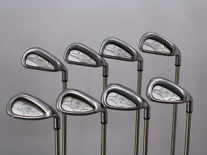 Callaway X-14 Iron Set 4-PW SW Callaway Gems Graphite Ladies Right Handed 37.0in