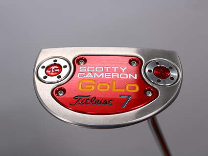 Titleist Scotty Cameron 2014 GoLo 7 Putter Steel Right Handed 34.5in