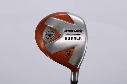 TaylorMade 1998 Burner Fairway Wood 3 Wood 3W TM Bubble 2 Graphite Regular Right Handed 43.0in