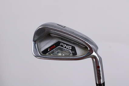 Ping I25 Single Iron 7 Iron Ping CFS Steel Stiff Right Handed Black Dot 37.75in
