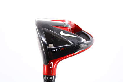 Nike VR S Covert Tour Fairway Wood 3 Wood 3W 15° Mitsubishi Kuro Kage Graphite Stiff Left Handed 43.0in
