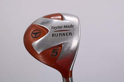 TaylorMade 1998 Burner Fairway Wood 5 Wood 5W TM R-80 Steel Graphite Regular Right Handed 41.75in