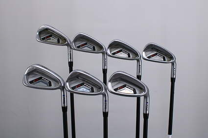 Ping I25 Iron Set 4-PW Ping TFC 189i Graphite Regular Right Handed Blue Dot 38.5in