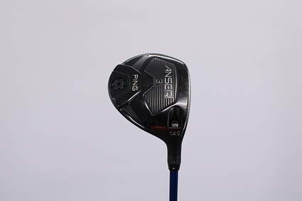 Ping Anser Fairway Wood 3 Wood 3W 14.5° Project X 6.5 Graphite X-Stiff Right Handed 42.75in