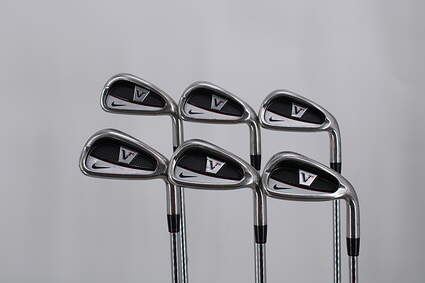 Nike Victory Red Pro Cavity Iron Set 4-9 Iron True Temper Dynamic Gold S300 Graphite Stiff Right Handed 38.0in