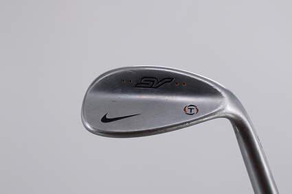Nike SV Tour Chrome Wedge Gap GW 50° 10 Deg Bounce True Temper Speed Step 85 Steel Stiff Right Handed 35.0in