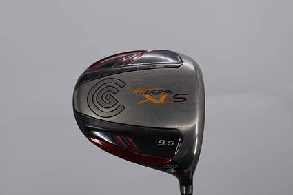 Cleveland Hibore XLS Driver 9.5° Cleveland Fujikura Fit-On Gold Graphite Stiff Right Handed 45.25in