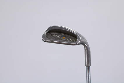 Ping Eye 2 Wedge Pitching Wedge PW 48° Ping ZZ Lite Steel Stiff Right Handed Yellow Dot 35.75in